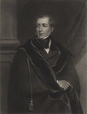 Secretary of State for Health - Image: Sir Benjamin Hall, Bt