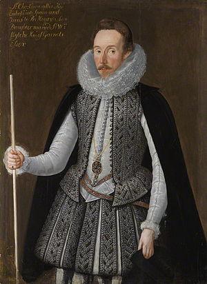 Charles Cornwallis (diplomat) - Sir Charles Cornwallis.