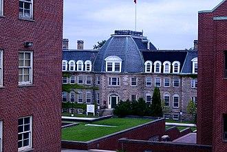 University of New Brunswick - Sir Howard Douglas Hall