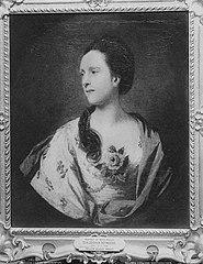 Anne Vansittart, Lady Palk