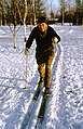 Skier in Moscow in 1964.jpg
