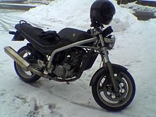 Yamaha Fgs