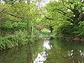 Slade's Bridge - Basingstoke Canal - geograph.org.uk - 1670935.jpg