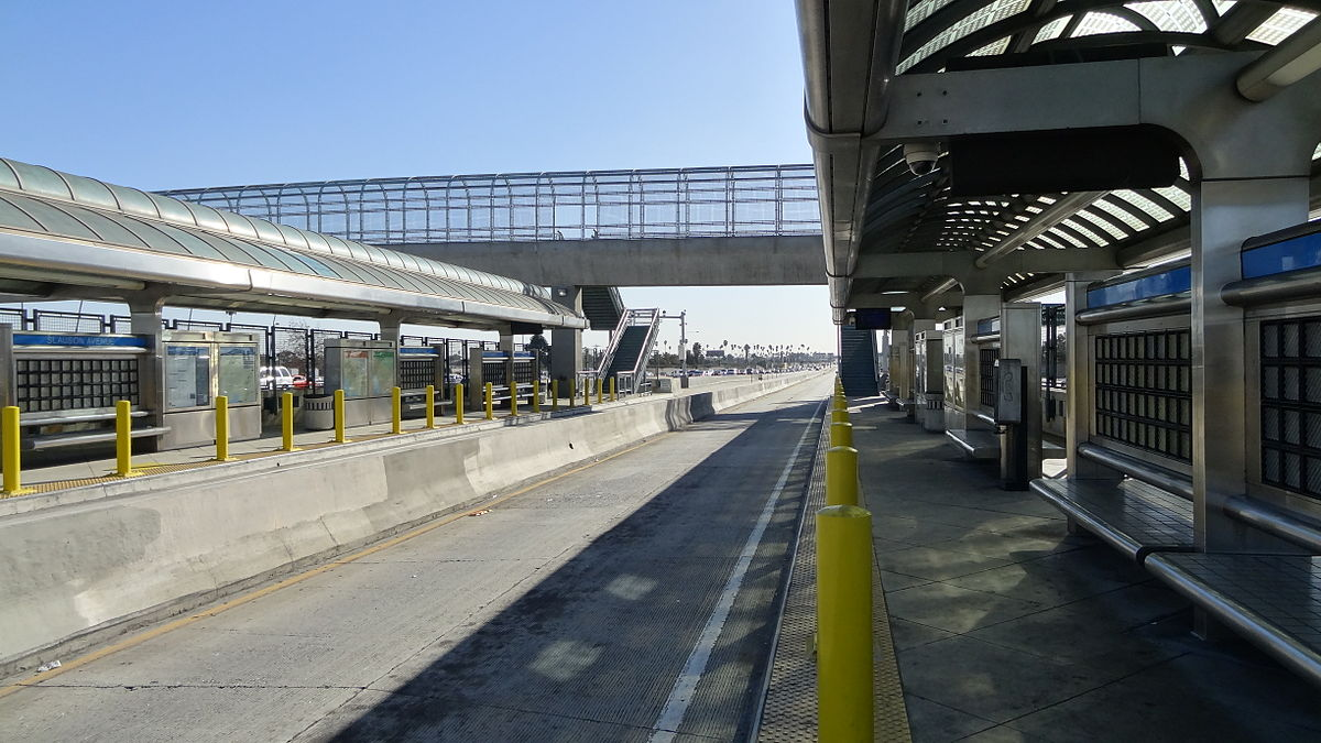Slauson station silver line wikipedia for The line los angeles