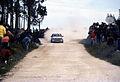 Slide Agfachrome Rallye de Portugal 1988 Montejunto 007 (26435618542).jpg