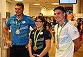 Slovene medallists Rio 2016.jpg