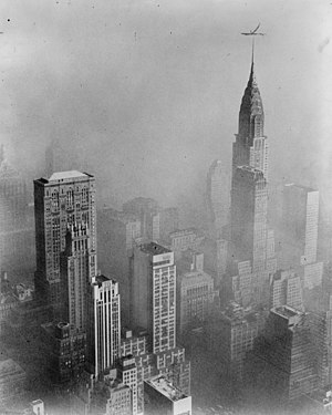 Smog obscures view of Chrysler Building from Empire State Building.jpg
