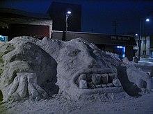 Snow sculpture in DeKalb County.jpg