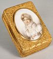 Snuffbox with miniature of the Empress Marie-Louise, the King of Rome, and Napoléon I MET ES5794.jpg