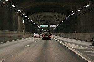 Stockholm Ring Road - Södra länken