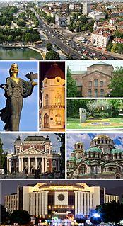Sofia Capital of Bulgaria