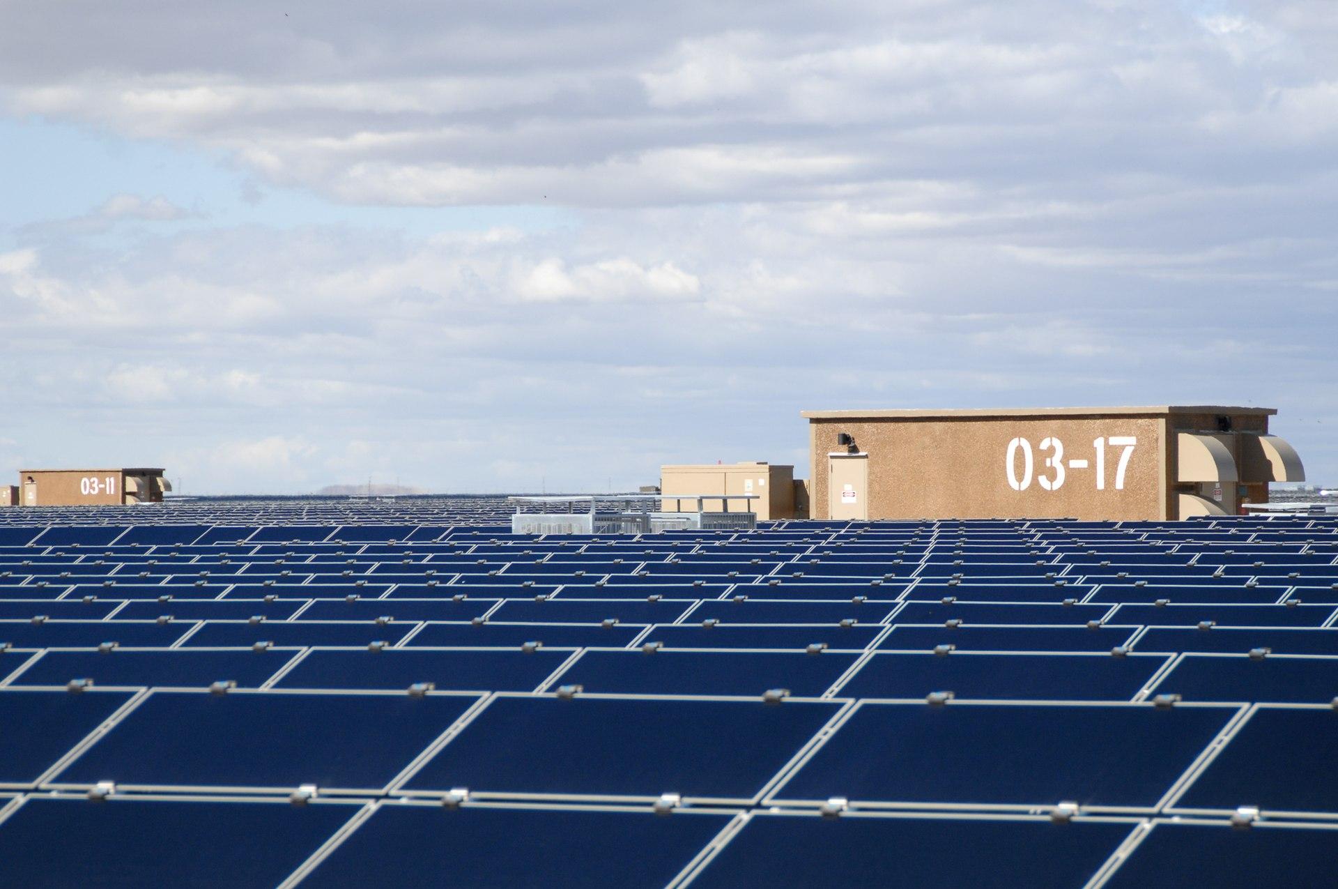 Topaz Solar Farm Wikipedia