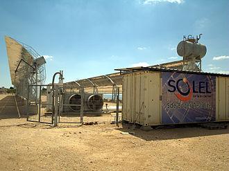 Solel - Sde Boker testing site