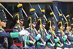 Solenidade em comemoração aos 56 anos da criação do 32⁰ Grupo de Artilharia de Campanha (GAC) do Exército Brasileiro – Grupo D.Pedro I (26157758840).jpg