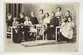 Sonja och Karl Emil Ståhlberg med elva barn ca 1912 2.jpg