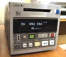 Yamaha Minidisc Recorder