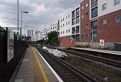 South Hampstead railway station MMB 04.jpg