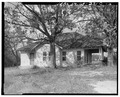 South side - Shadinger-Leavell House, US 27 and State Route 1, Carrollton, Carroll County, GA HABS GA,23-CAROL.V,3-2.tif