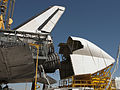Space Shuttle tail cone.jpg