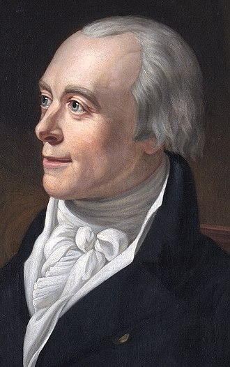 Spencer Perceval - Posthumous portrait by George Francis Joseph
