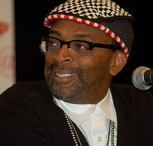 300px SpikeLeeSept2011 No Comment from Spike Lee on Re Tweeting Wrong Address for George Zimmerman