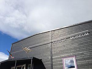 Spitsbergen Airship Museum - Image: Spitsbergen Airship Museum