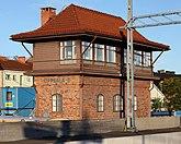 Fil:Ställverket vid Uppsala centralstation (Dragarbrunn 32 1).jpg