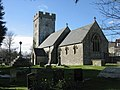 St.Cattwg's Church, Llanmaes, Vale of Glamorgan. - geograph.org.uk - 376275.jpg