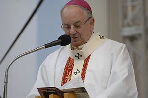 Roman Catholic Archdiocese of Lublin -  Archbishop Stanisław Budzik
