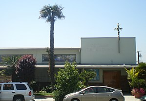 Our Lady of the Angels Pastoral Region - Image: St. Clement Catholic Church, Santa Monica