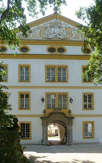 Sankt Martin im Innkreis - Castle
