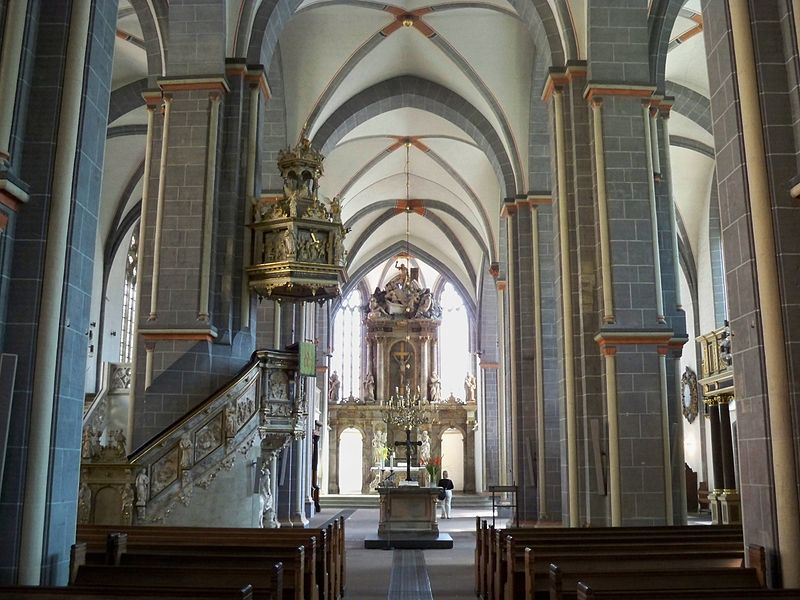 Церковь Св.Мартина (St. Martini), Брауншвейг