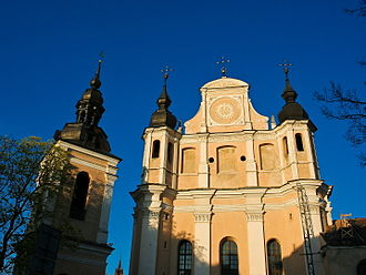 Lew Sapieha - Image: St. Michael's Vilnius