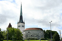 St. Olaf's church, Estonian Maritime Museum.jpg