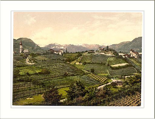 St. Pauls Eppan Tyrol Austro-Hungary