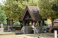 St Alban the Martyr's Church, Coopersale lychgate 01.jpg