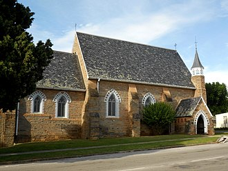 Diocese of Grahamstown - Image: St Bartholomew's Church