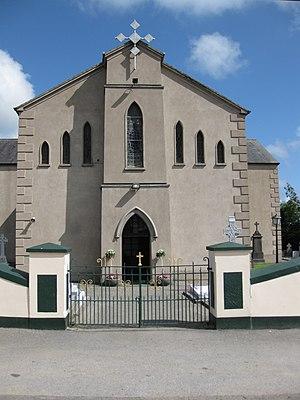 Kilrossanty - St Brigids church