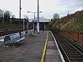St Johns station look west.JPG