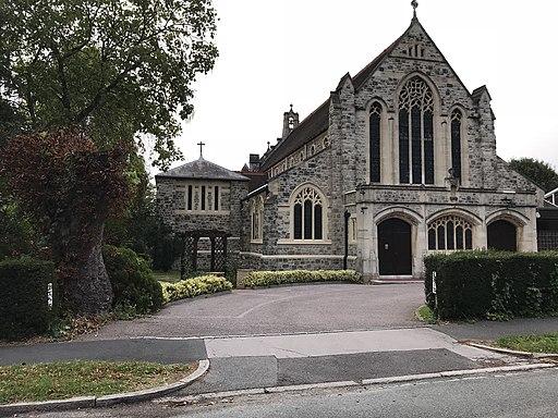 St Mark's Church, Church Rd, Purley