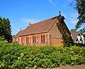 St Martin-by-the-Green Church, Dene Lane, Lower Bourne, Farnham (May 2015) (8).JPG