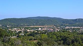 Saint-Mathieu-de-Tréviers - A general view of Saint-Mathieu-de-Tréviers