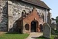 St Peter, Old Woking, Surrey - Porch - geograph.org.uk - 1277418.jpg