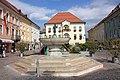 St Veit a d Glan - Schuesselbrunnen.JPG