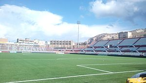 Stadio Polisportivo Provinciale - Image: Stadio polisportivo Trapani