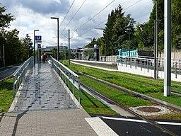 Züricher Straße in Stuttgart