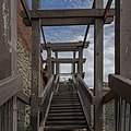 Staircase of Finlayson Building at Wharf Street, Victoria, British Columbia, Canada 10.jpg