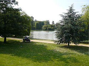 Stanborough Park - Stanborough Park, Northern Lake