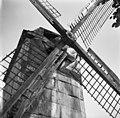 Standaardmolen, De Vlijt na storm op 2 oktober 1970 - Geffen - 20076605 - RCE.jpg