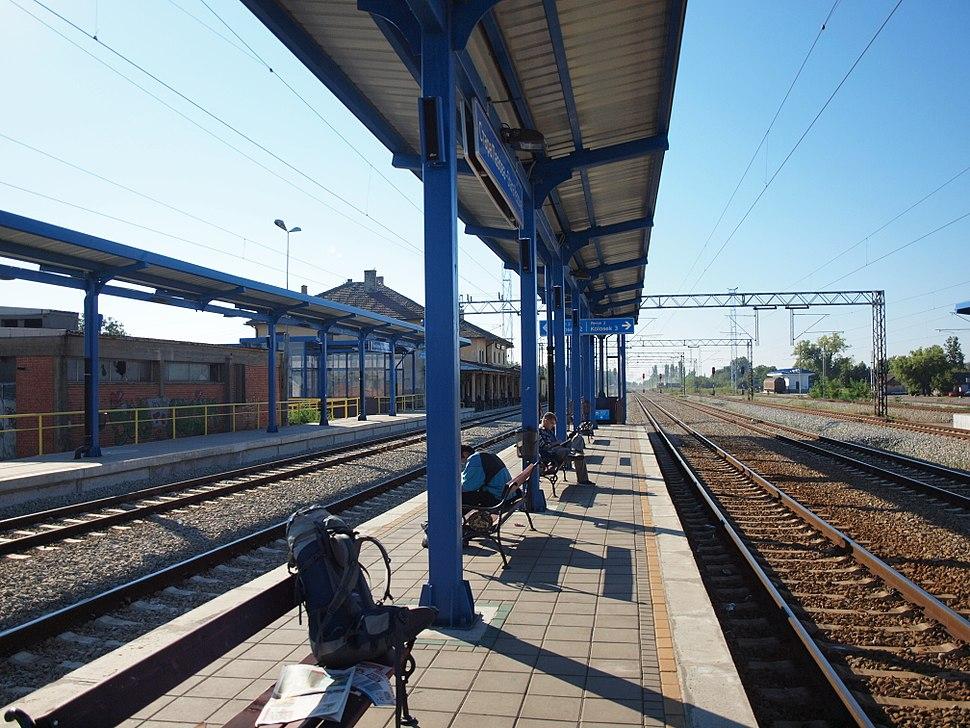 Stara Pazova railway station